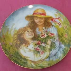 Decorative plates Modern Masters